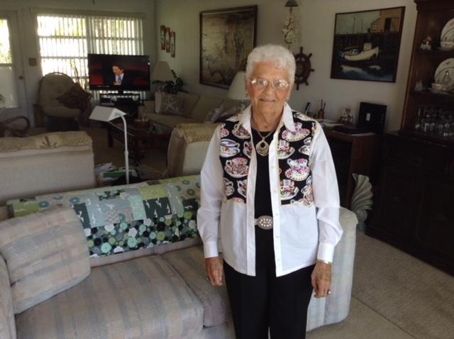 Donna Howland 90