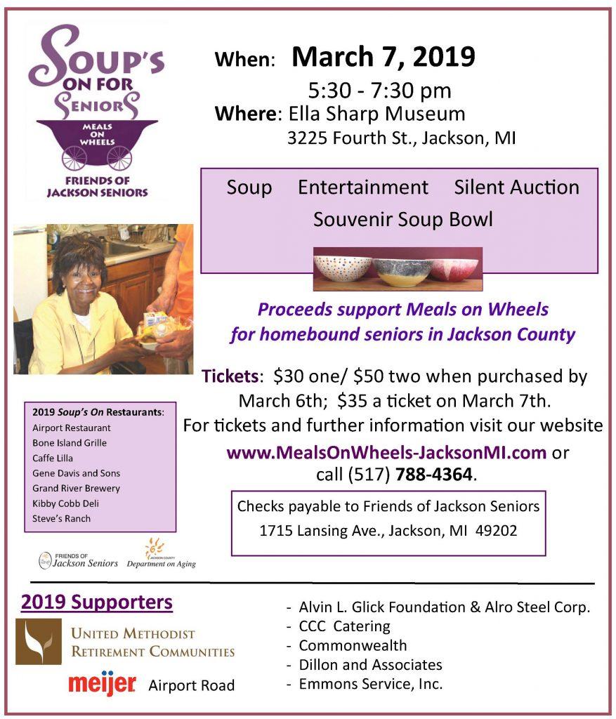 Soups For Seniors